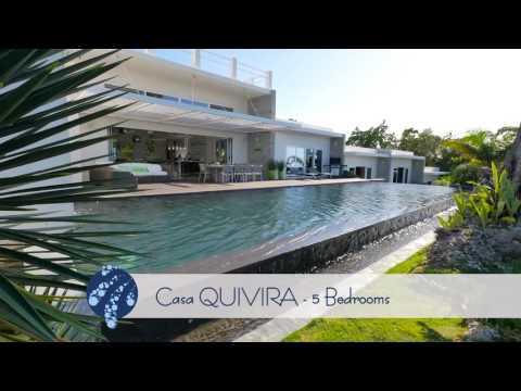 Casa QUIVIRA, 5BR / 5 bath luxurious boutique villa in Cabarete, Dominican republic