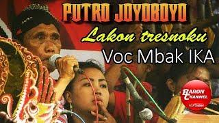Lagu Jaranan LAKON TRESNOKU Voc Mbak IKA PUTRO JOYOBOYO Live Sendang Tirto Kamandanu 2018