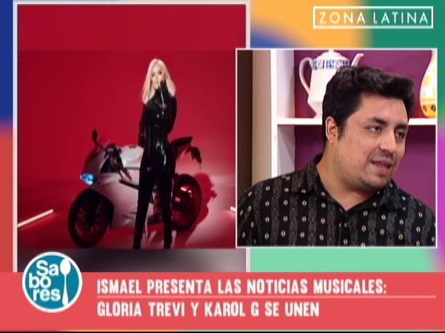 Ismael Pereira en Sabores de Zona Latina Marzo 2019