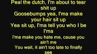 Eminem - Rabbit Run (Lyrics)