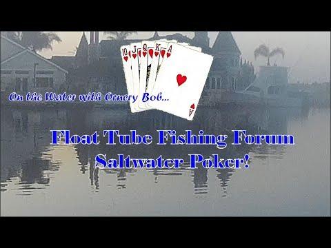 Float Tube Fishing Forum Poker Tournament
