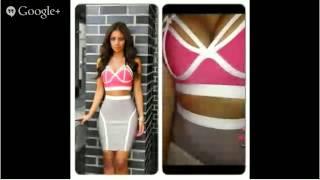 buy bodycon bandage dress Cheap online