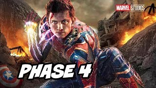 Why Marvel Won Spider-Man Back To The MCU - Avengers Marvel Phase 4 Breakdown