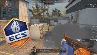 ECS S6 - MIBR vs Team Liquid - CRAZY GAME!! - Highlights - CS:GO