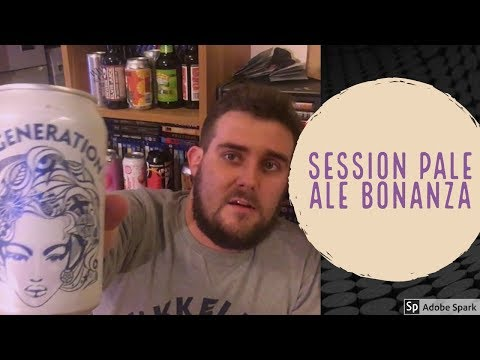 Harbour Session IPA, My Generation, Atom Quantum State | Session Pale Ale Review Bonanza