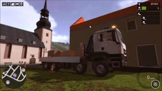construction simulator 2015 ep 1 gameplay