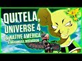QUITELA, UNIVERSE 4 AND NATIVE AMERICA | A Dragon Ball Discussion