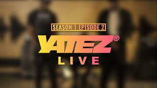 Crown (feat. Fox) Stormzy Cover [#YatezLive SE1. EP.2]