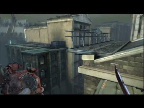 73 Dishonored Very Hard Walkthrough HD PS3 (The Stiltwalker Got Revenge On Corvo) |