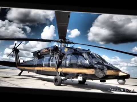Bad Company - C.B.P. & Army helicopters, Laredo, Tx.
