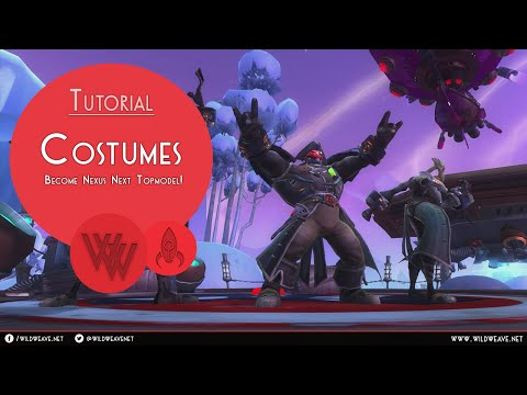 [EN] WildStar Guide - All You Need To Know: Costumes