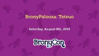 BronyPalooza: Tetsuo