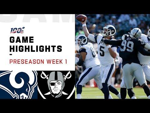 rams-vs.-raiders-preseason-week-1-highlights-|-nfl-2019