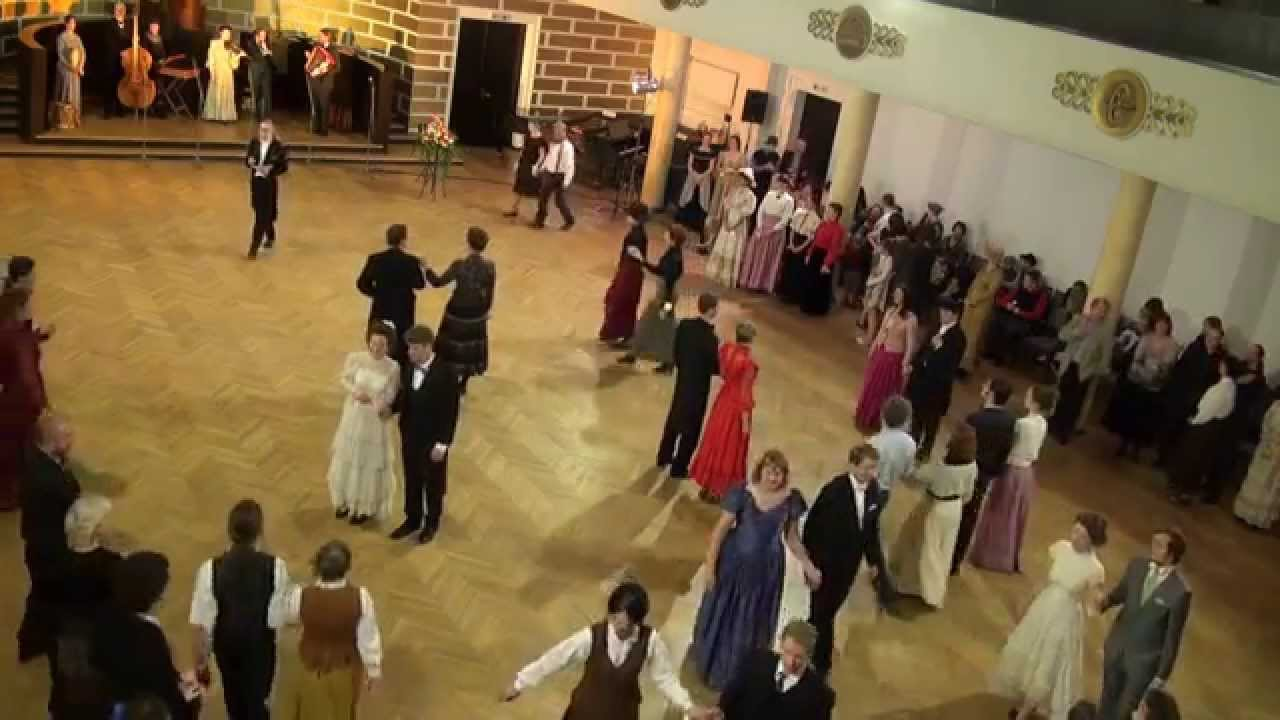 00705 Folkloras mūzikas un deju kopas DANDARI 35 g.jubilejas balle. Makendūze un Vidzemes jandāls
