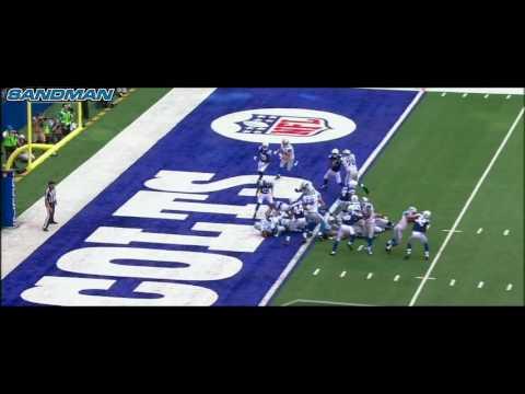 Lions Vs  Colts Slowlights 2016