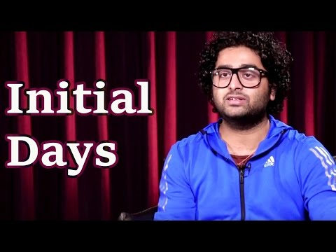 Arijit Singh on Initial Days of his Career | Soundtrack