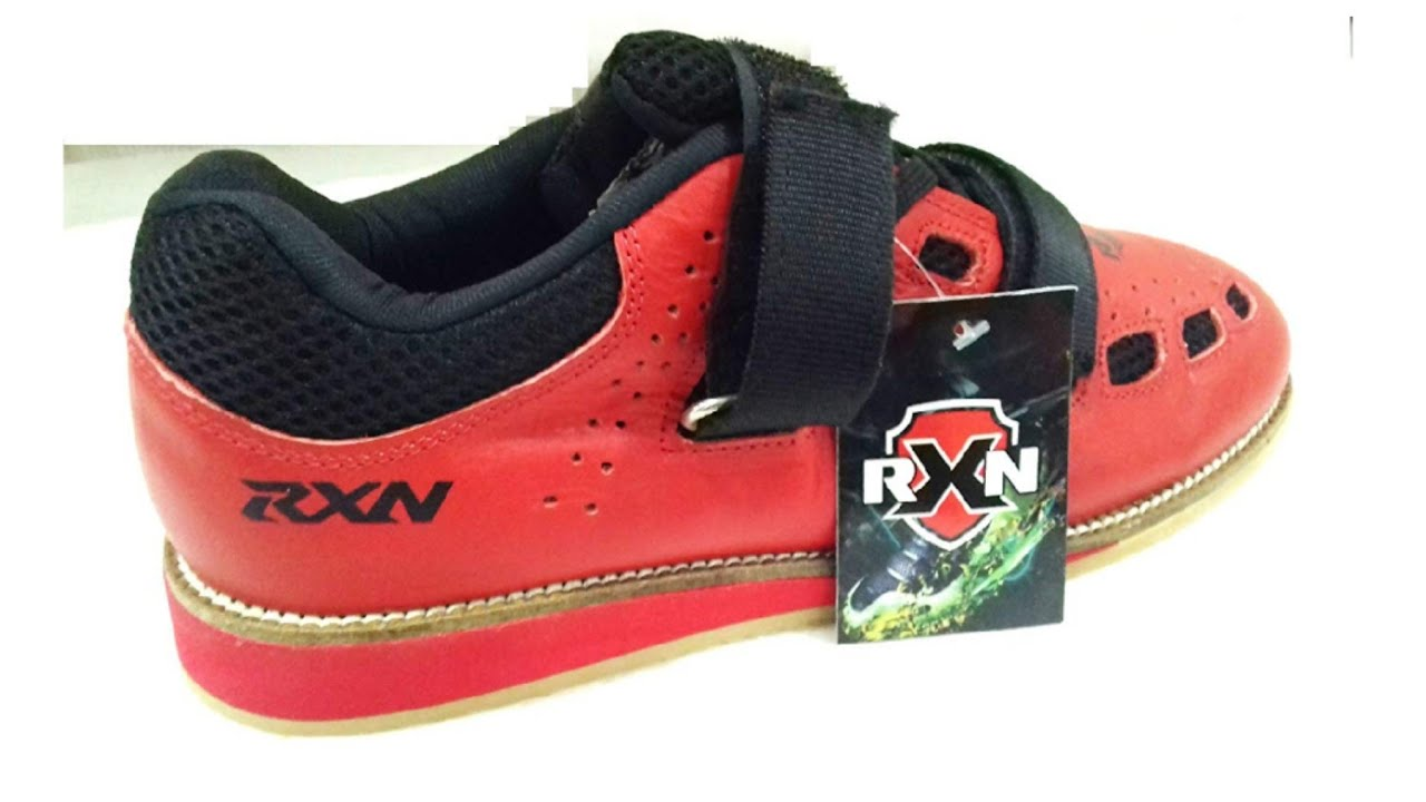 RXN World Star Weightlifting Shoes