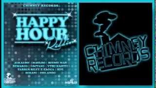 Happy Hour Riddim Mix (Sep- 2014) Chimny Records