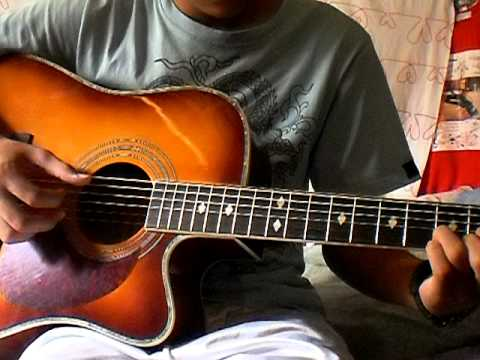 Let Me Be the One - Jimmy Bondoc Guitar (Cover) - YouTube