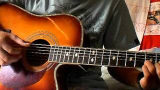 Let Me Be the One - Jimmy Bondoc Guitar (Cover)
