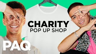 Selling Designer Clothes for £10 at a POP-UP with LYNX | PAQ Ep #49 | A Show About Streetwear