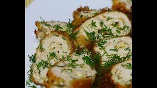 Куриные рулеты к праздничному столу | Горячее блюдо или холодная закуска