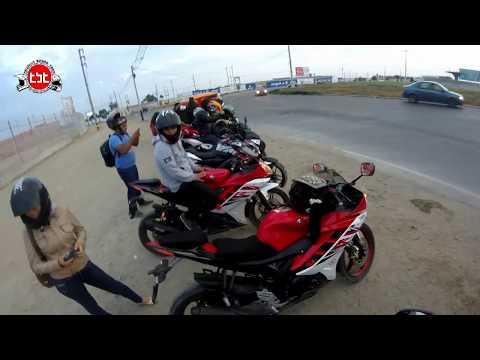 Trujillo Bikers Team TBT - Rodada a Puerto Malabrigo