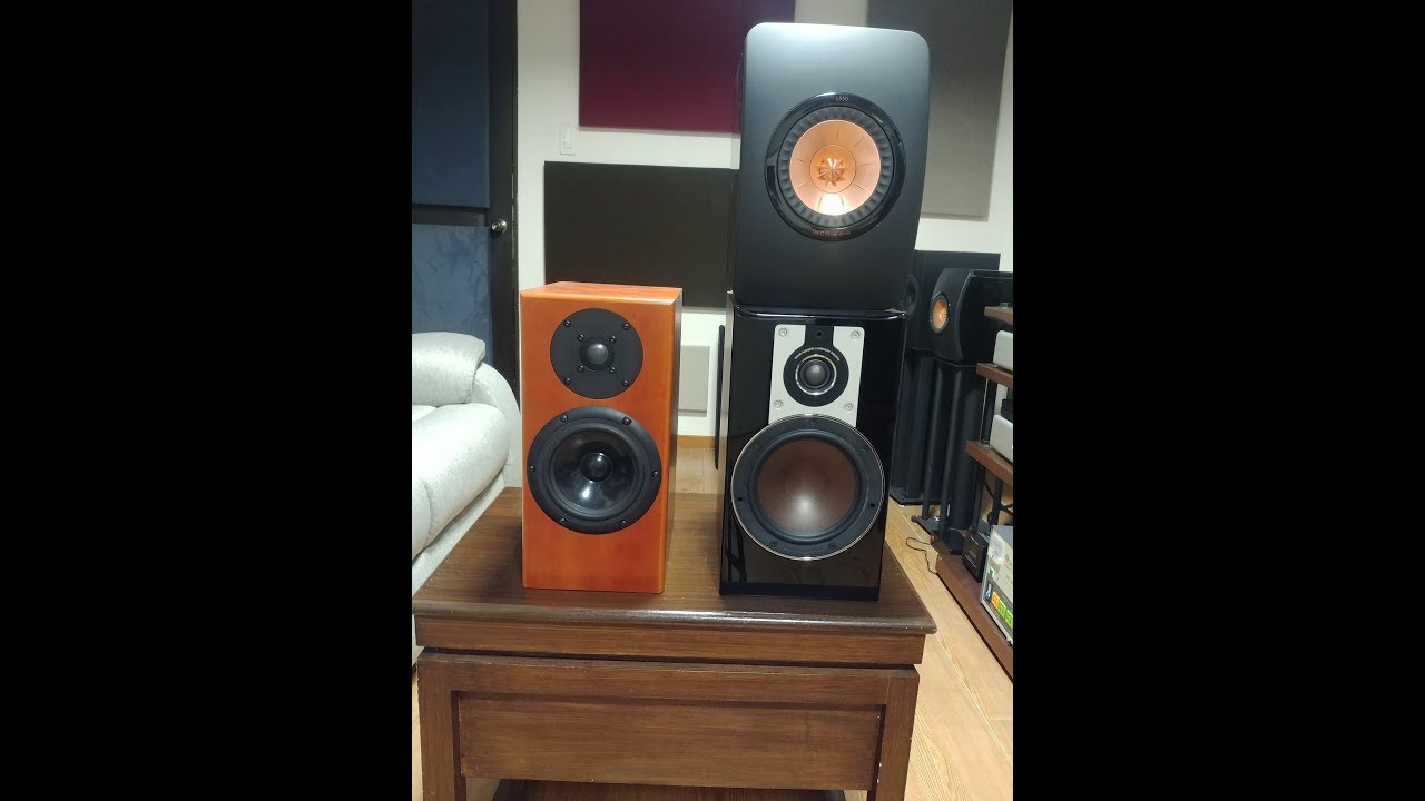 Repeat Dali Opticon 2 Review vs KEF LS50 vs Totem Acoustic