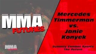 Mercedes Timmerman vs Janie Konyek {Official}