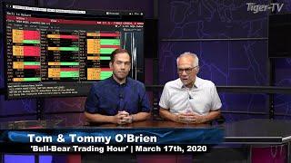 March 17th, Bull Bear Trading Hour On Tfnn   2020
