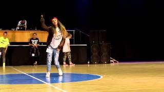 Goda Kujavskytė - Hip Hop Solo Female Adults - World Hip Hop Cup 2014
