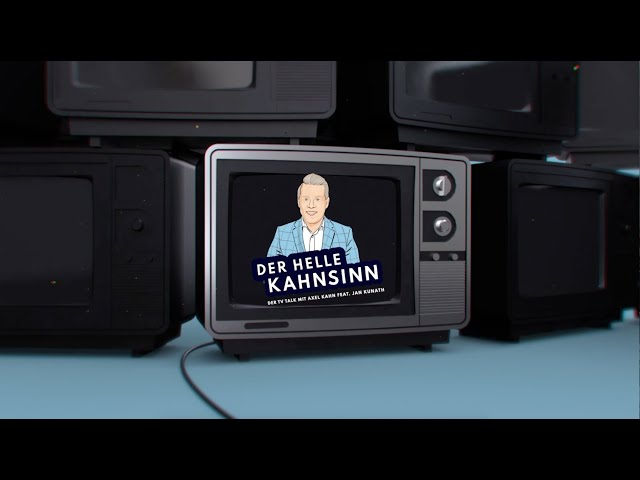 TV-Talk-Format – Der helle KAHNSINN – Axel Kahn trifft … Simone Mecky-Ballack & Monika Drexel