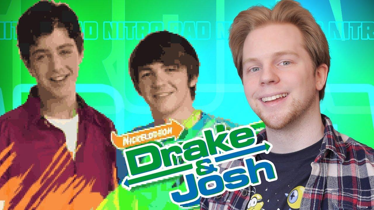 Drake Josh Gba Nitro Rad