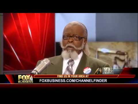 Jimmy McMillan interview on Imus In The Morning (Part 1 of 2)