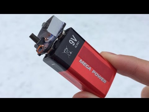 How to Make Electric Lighter (Very Powerful) - Simple Way - Tutorial