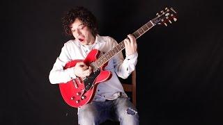Como Tocar Cuando Pase El Temblor de Soda Stereo (Gustavo Cerati) - Tutorial Guitarra Electrica