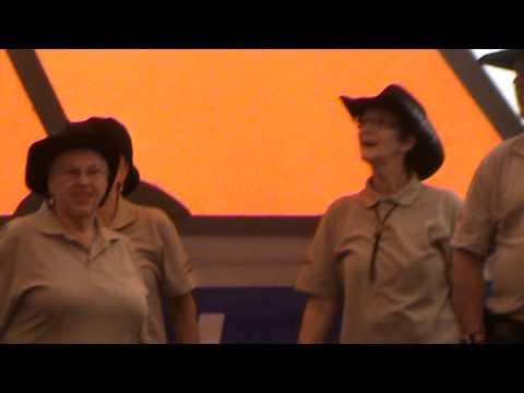 The Rocky Mountain Dancers Nellie en Hilda