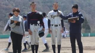 株式会社Baseball Planning(球場レッスンの様子・三島之拡アナのインタ...