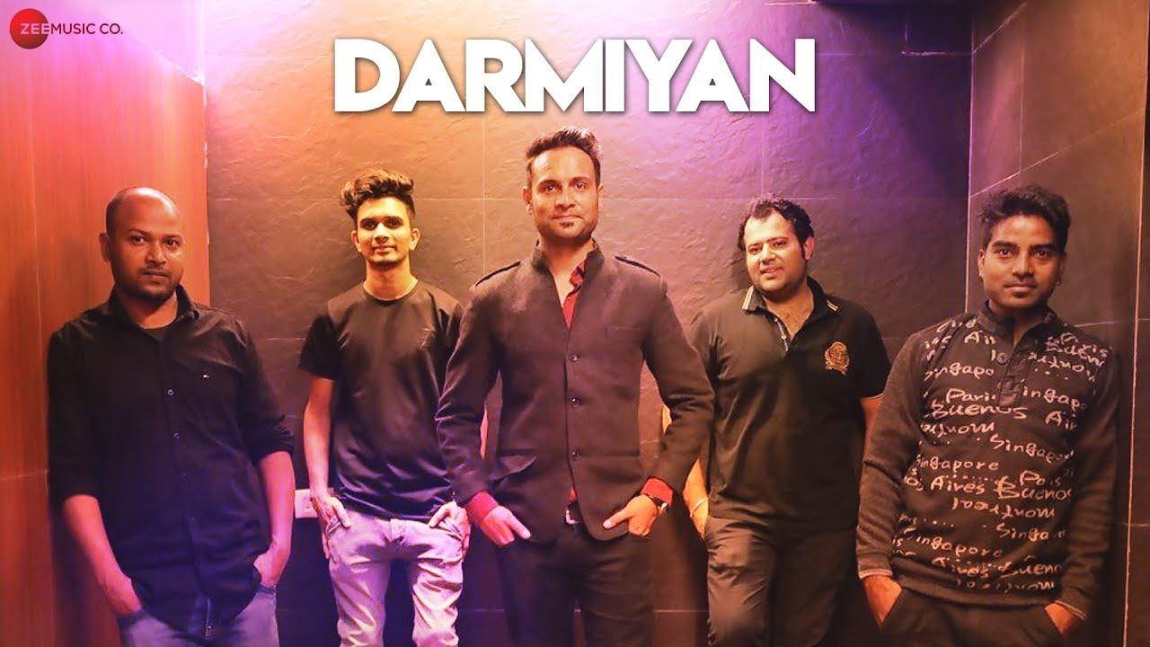 Darmiyan - Official Music Video | Fitoorians The Band | Sahil Sargam | Harmeet Gill & Dipika Khu