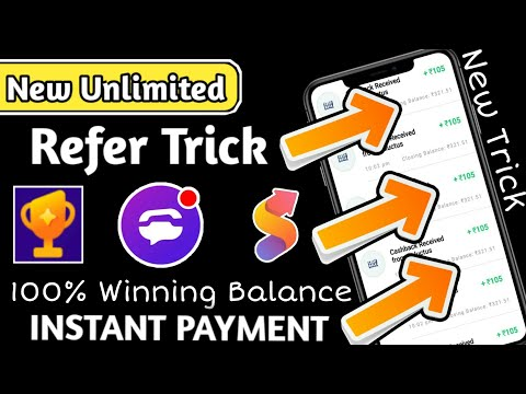 New Unlimited Refer Script | Now Earn ₹150+ With Unlimited Trick | Unlimited Trick