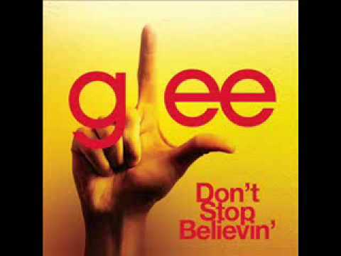 Glee Cast: Don't Stop Believin' [Download+Ringtone]
