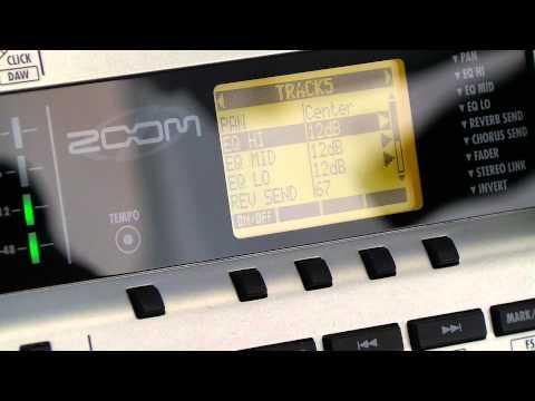 Briefing à propos du Zoom r24