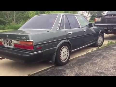 1986 Toyota Cressida for sale $200 obo