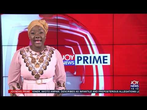 Joy News Prime (20-7-21)