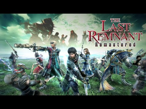 THE LAST REMNANT Remastered – Nintendo Switch Launch Trailer