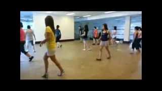 phei ciu line dance alam sutera sport center