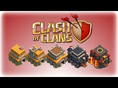 How To Level Up Your Town Hall Fast In Clash Of Clans!
