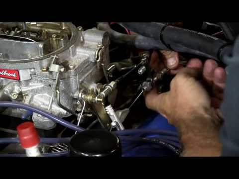 how to change the throttle cables on a crf450r