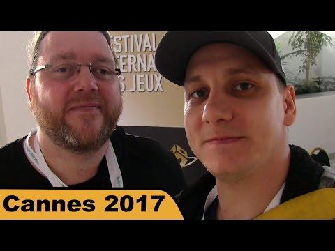 Cannes Neuheitenschau - As D'or 2016 mit Alex & Peat