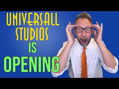 BREAKING NEWS UNIVERSAL STUDIOS IS OPENING How Will This Affect Disney